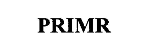 PRIMR