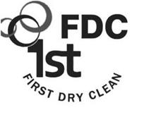 FDC 1ST FIRST DRY CLEAN