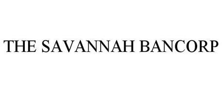 THE SAVANNAH BANCORP