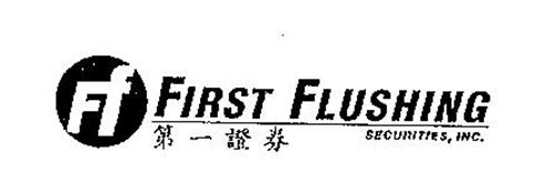 FF FIRST FLUSHING SECURITIES, INC.