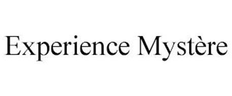 EXPERIENCE MYSTÈRE