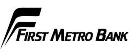 F FIRST METRO BANK