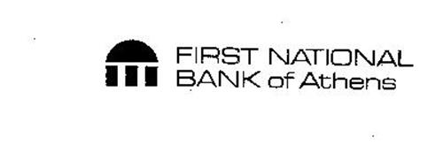 FIRST NATIONAL BANK OF ATHENS