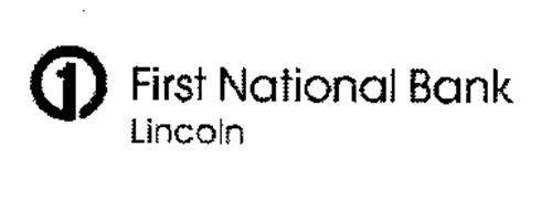 FIRST NATIONAL BANK LINCOLN