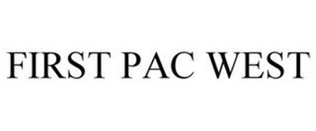 FIRST PAC WEST