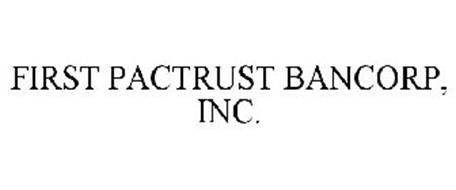 FIRST PACTRUST BANCORP, INC.