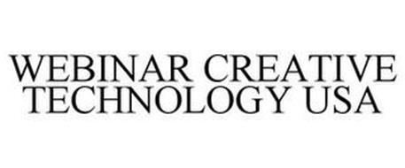 WEBINAR CREATIVE TECHNOLOGY USA
