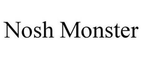 NOSH MONSTER