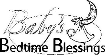 BABY'S BEDTIME BLESSINGS