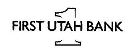 1 FIRST UTAH BANK
