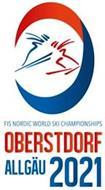 FIS NORDIC WORLD SKI CHAMPIONSHIPS OBERSTDORF ALLGÄU 2021