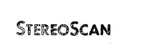 STEREOSCAN
