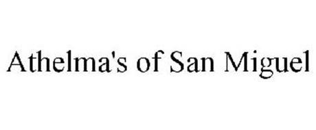 ATHELMA'S OF SAN MIGUEL