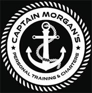 CAPTAIN MORGAN'S PERSONAL TRAINING & CHARTERS