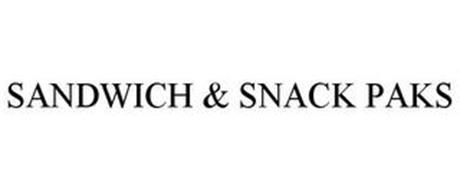 SANDWICH & SNACK PAKS