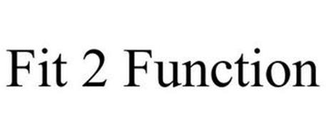 FIT 2 FUNCTION