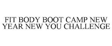 FIT BODY BOOT CAMP NEW YEAR NEW YOU CHALLENGE