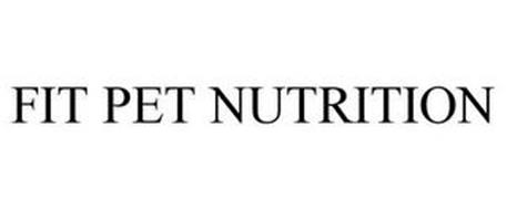 FIT PET NUTRITION