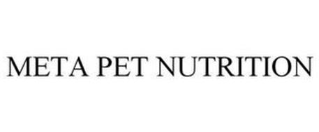 META PET NUTRITION