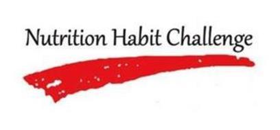 NUTRITION HABIT CHALLENGE