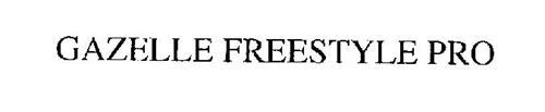 GAZELLE FREESTYLE PRO