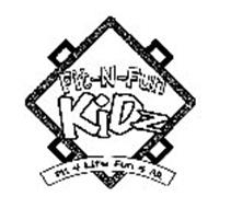 FIT-N-FUN KIDZ FIT 4 LIFE. FUN 4 ALL.