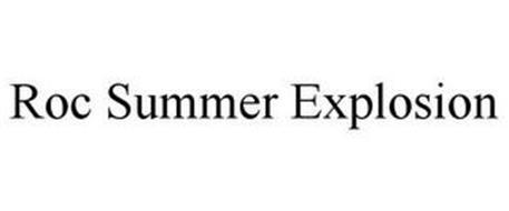 ROC SUMMER EXPLOSION