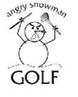 ANGRY SNOWMAN GOLF