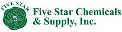 FIVE STAR FIVE FIVE STAR CHEMICALS & SUPPLY, INC.
