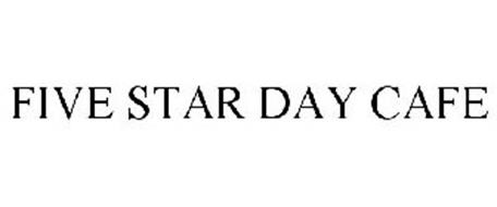 FIVE STAR DAY CAFE