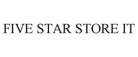 FIVE STAR STORE IT