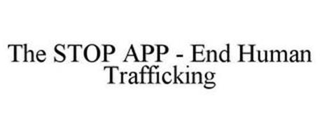 THE STOP APP - END HUMAN TRAFFICKING