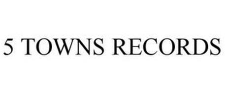 5 TOWNS RECORDS