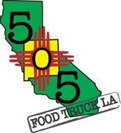 505 FOOD TRUCK LA