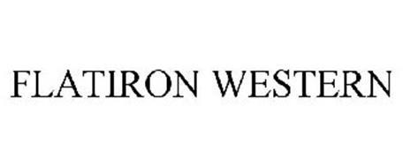 FLATIRON WESTERN
