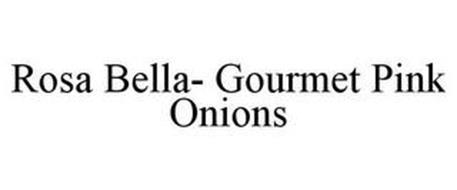 ROSA BELLA- GOURMET PINK ONIONS