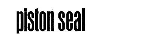 PISTON SEAL