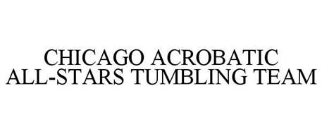 CHICAGO ACROBATIC ALL-STARS TUMBLING TEAM