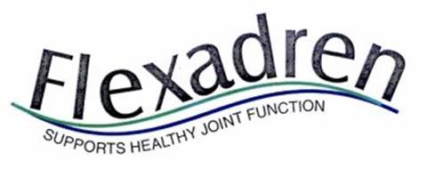 FLEXADREN SUPPORTS HEALTHY JOINT FUNCTION