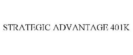 STRATEGIC ADVANTAGE 401K