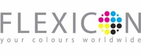 FLEXICON YOUR COLOURS WORLDWIDE