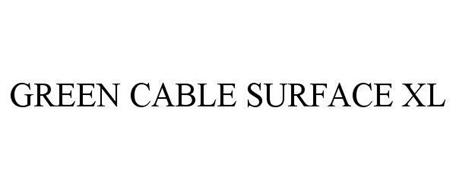 GREEN CABLE SURFACE XL