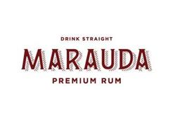 DRINK STRAIGHT MARAUDA