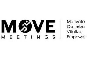 MOVE MEETINGS MOTIVATE OPTIMIZE VITALIZE EMPOWER