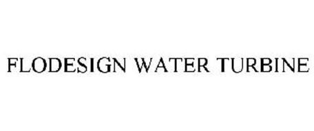 FLODESIGN WATER TURBINE