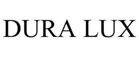 Duralux trademark of floor and decor outlets of america for Floor and decor logo