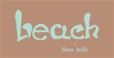 BEACH BY FLORA BELLA