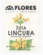 ZUTA LINCURA FLORES SLJIVOVICA-TRAVARICA KAMENICA-KRAGUJEVAC 45% ALC./VOL. 75OML E