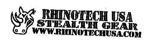 RHINOTECH USA STEALTH GEAR WWW RHINOTECHUSA COM