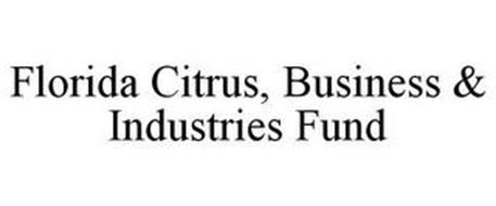 FLORIDA CITRUS, BUSINESS & INDUSTRIES FUND